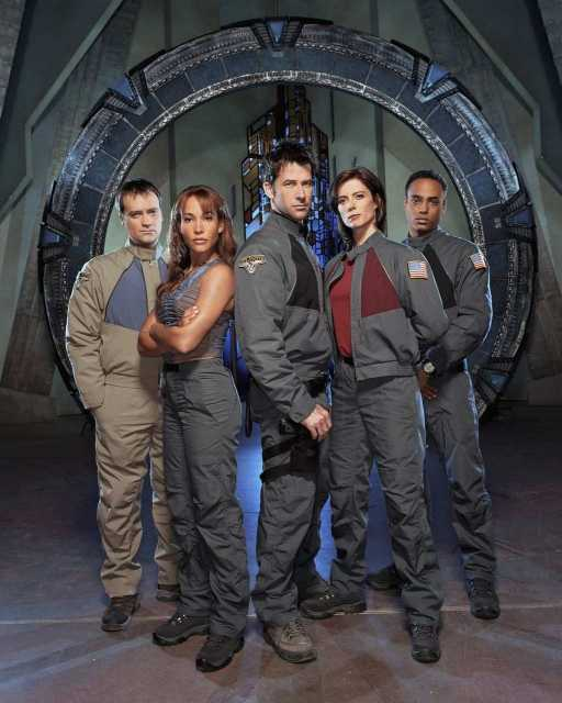 Stargate Folgen