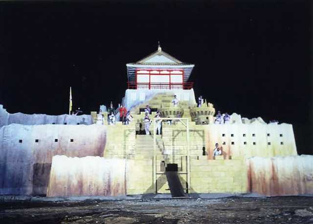 TakeshiS Castle 2021