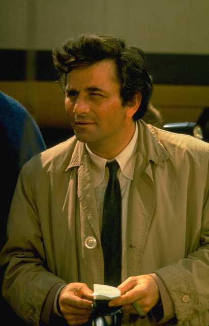 Columbo Klatsch Kann Tödlich Sein