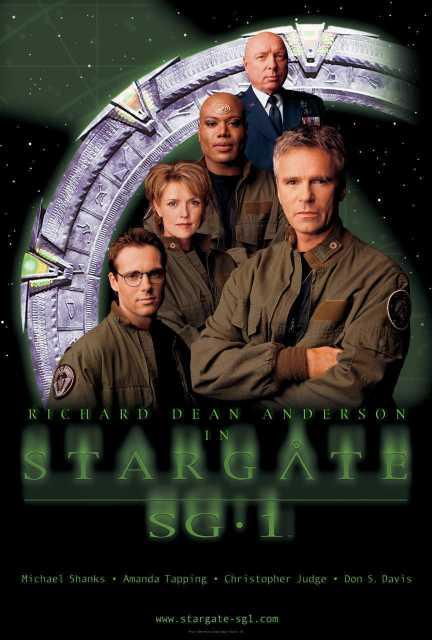 Stargate Sg-1 - Im Spiegel Der Wissenschaft