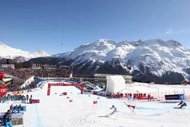 Ski Weltmeisterschaft