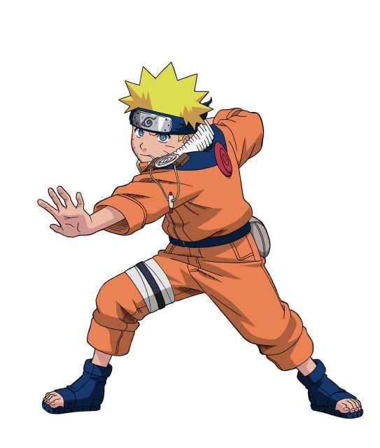 Naruto Pro 7 Maxx