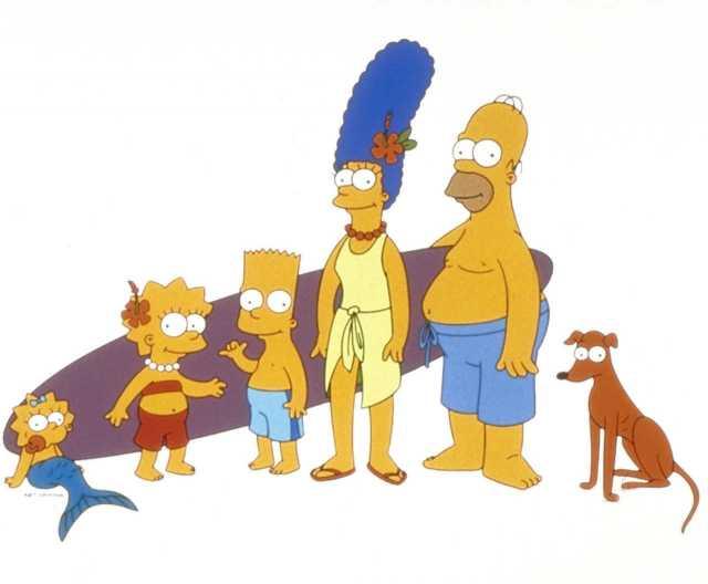 Simpsons Pro 7