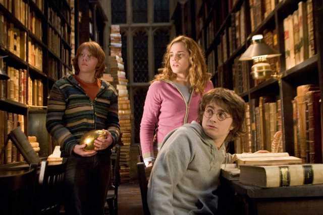 Harry Potter Sat 1