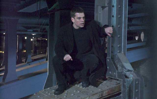 Bourne Die Verschwörung