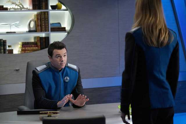 The Orville Pro 7