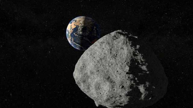 Gefährliche Asteroiden 2021