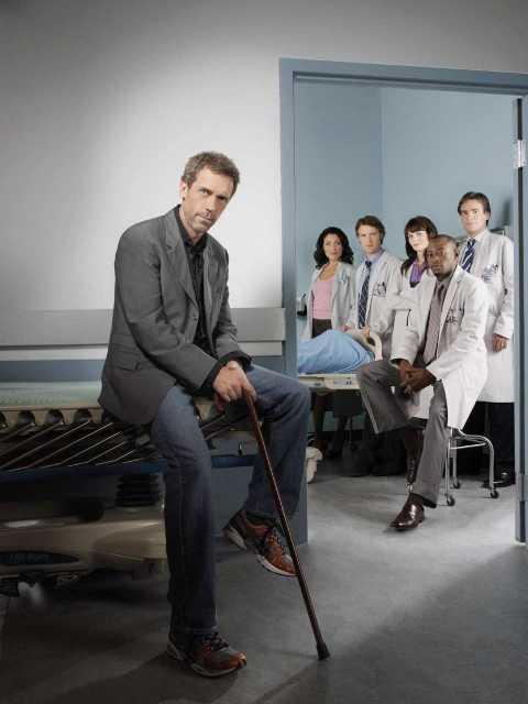 Dr House Fremd Und Nicht Gut Gegangen